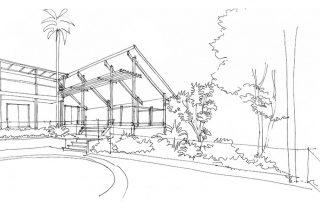 Chapel Hill – 1980s bushland retreat